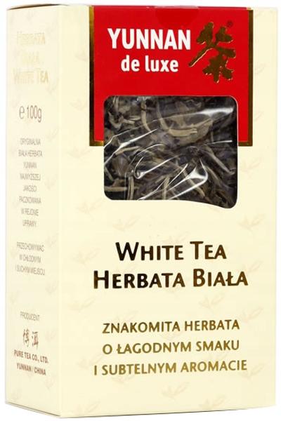 Herbata Yunnan De Luxe White 100g