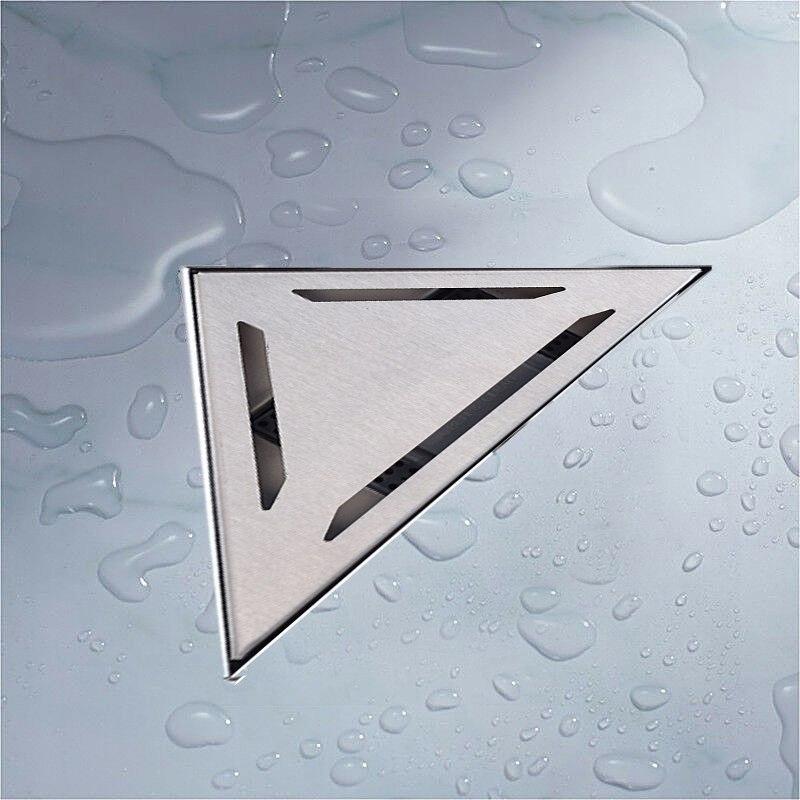 Trojuholníkový odtok 25X25X36 CM SPRCHA