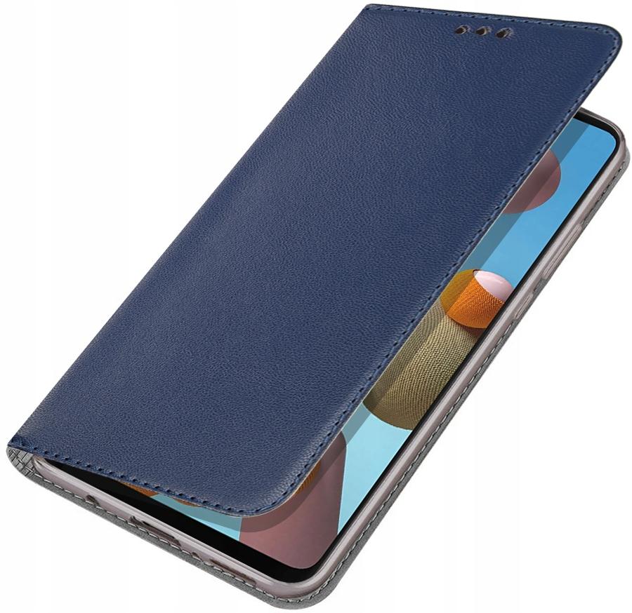 Etui do Samsung Galaxy A12 SMART MAGNET CASE SZKŁO Kod producenta C155