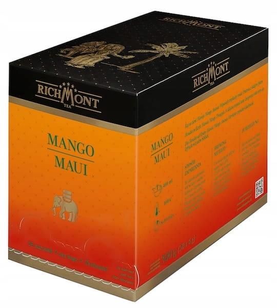 Richmont Mango Maui 50x4g - exotické zmesi