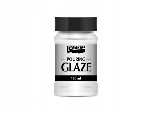 Lakier szklący Pouring Glaze - Pentart - 100 ml