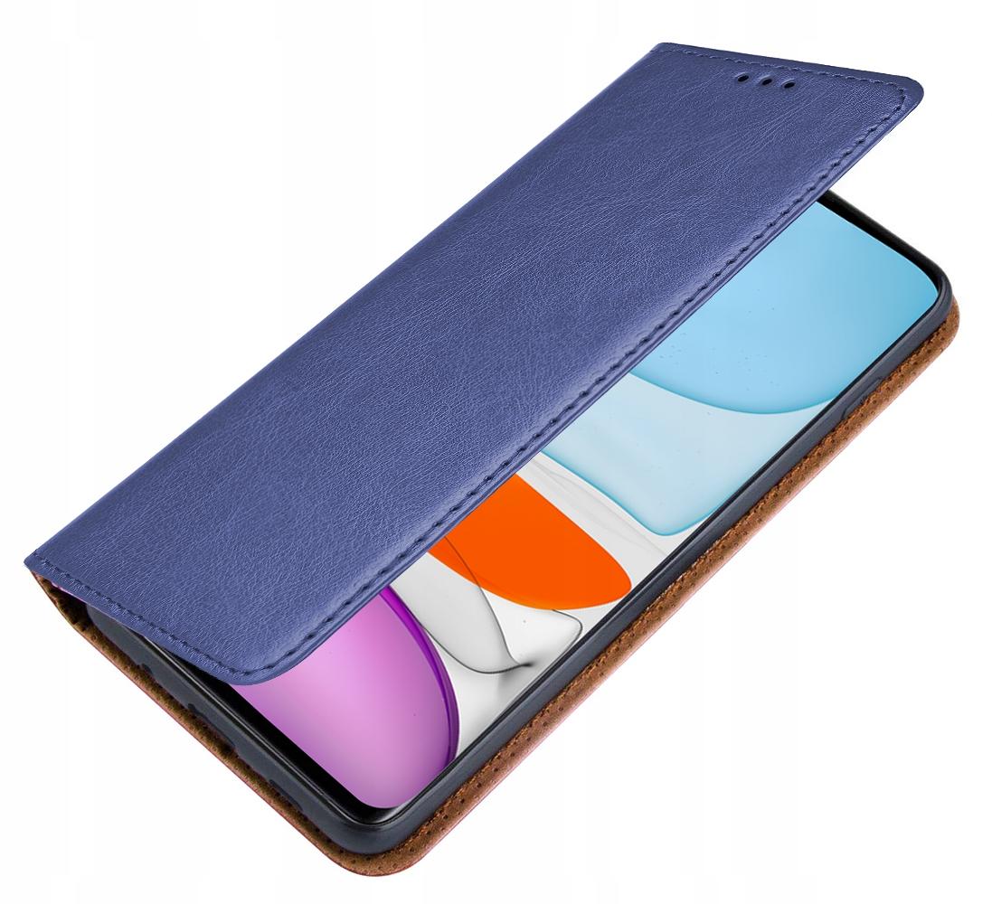 Etui Skórzane + Szkło do Samsung Galaxy S20 Ultra Dedykowany model Samsung Galaxy S20 Ultra