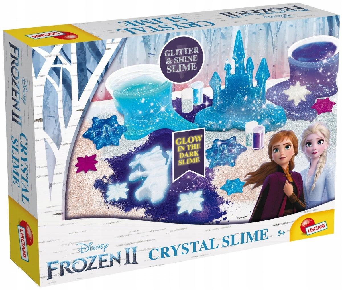 Crystalline Slime Frozen II (Frozen)
