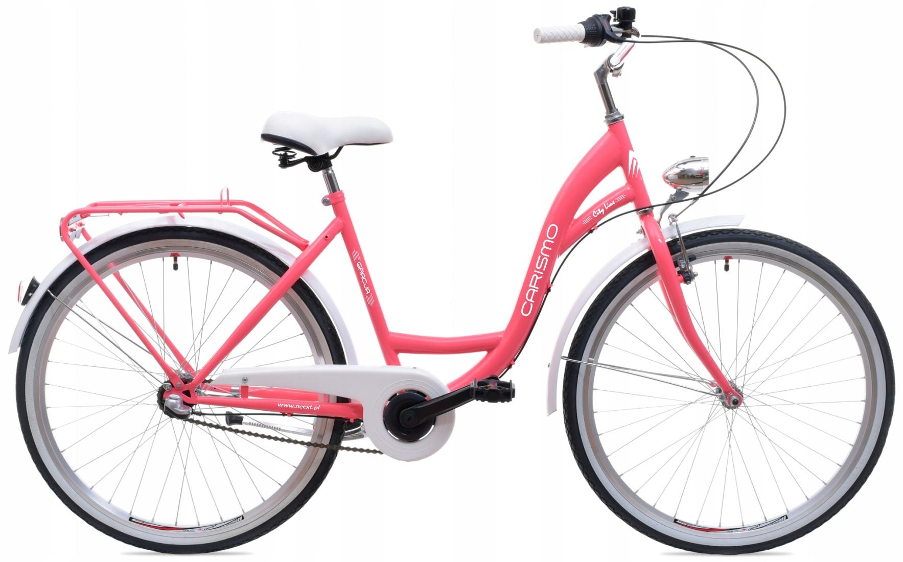 Dámsky mestský bicykel GRACE 26 Shimano 3b Dutch Počet stupňov 3
