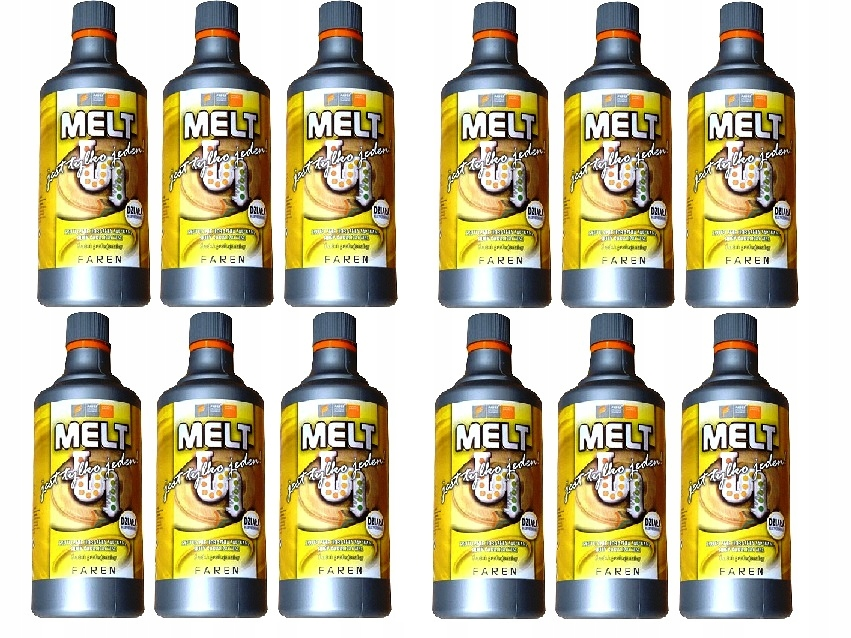 MELT SEWER PIPE CLEANING AGENT x12