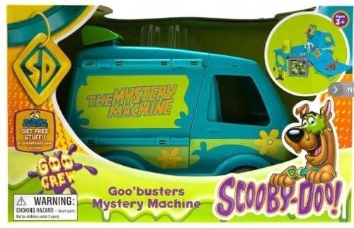 Záhadný automat Scooby-Doo