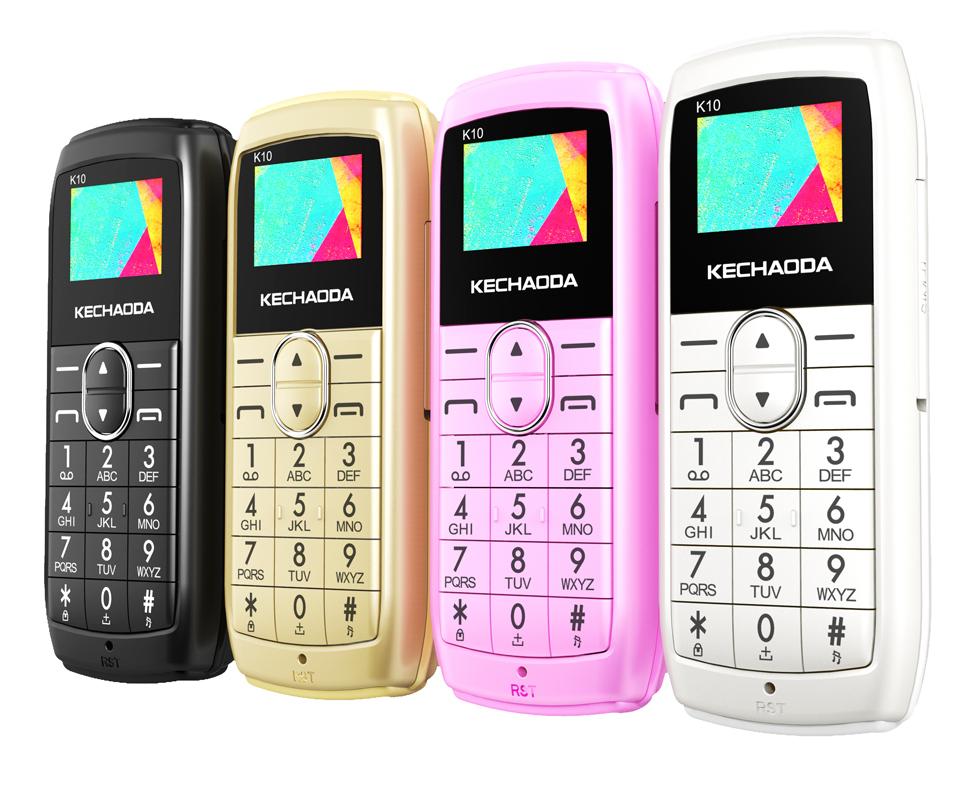 MIKRO TELEFON GSM zmiana głosu SIM Kolor czarny
