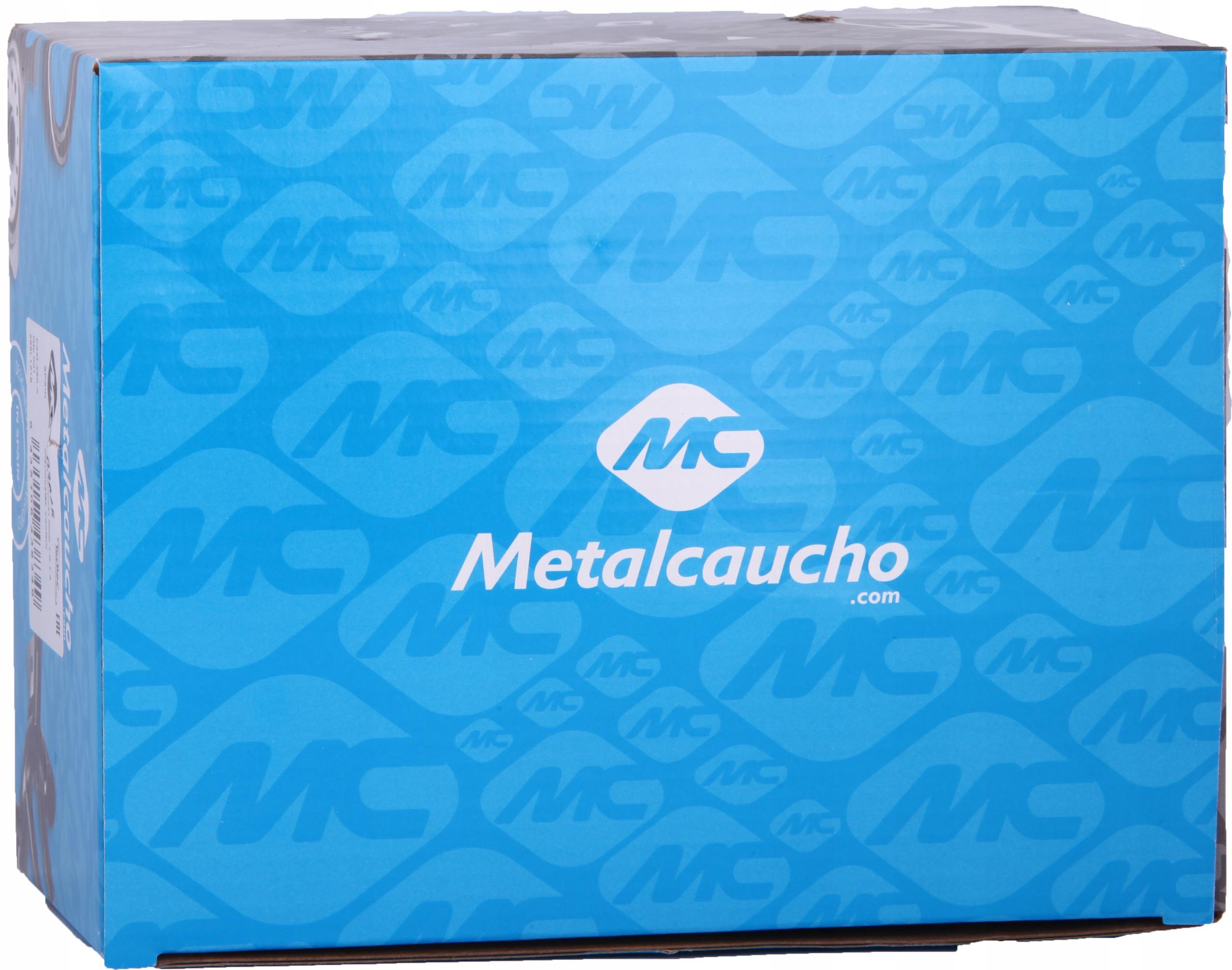 шайба прокладка пробки масла metalcaucho 02025