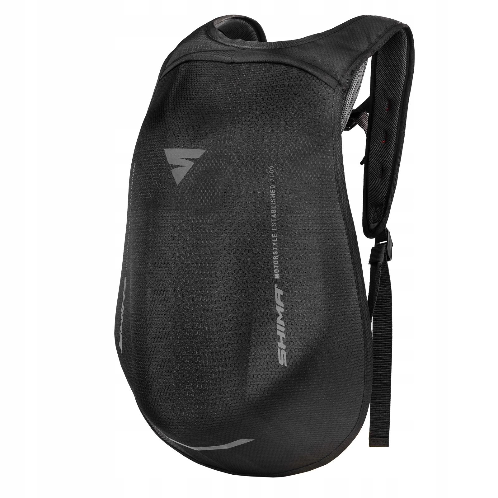 Мотоциклетный усиленный рюкзак SHIMA AYRO 24л