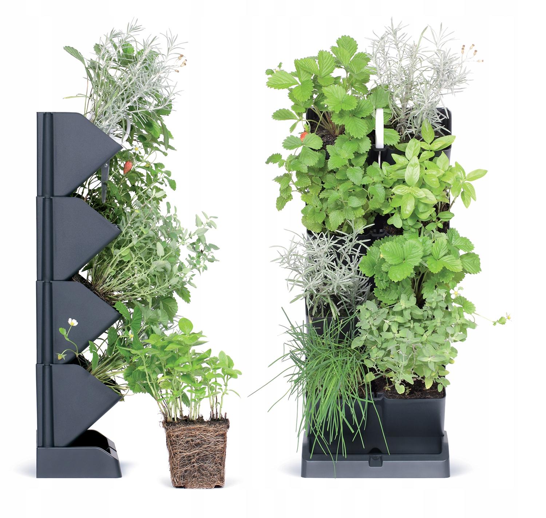 Вертикальные садовые модульные кашпо IO1W200 Cascade