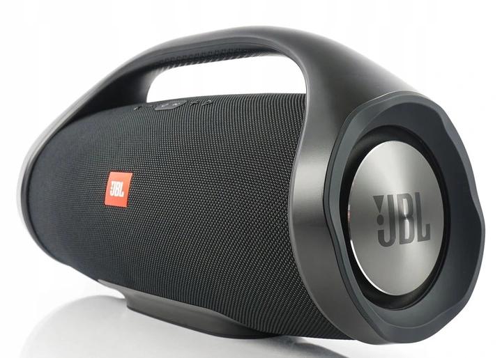 Głośnik przenośny bezprzewodowy JBL BOOMBOX Czarny