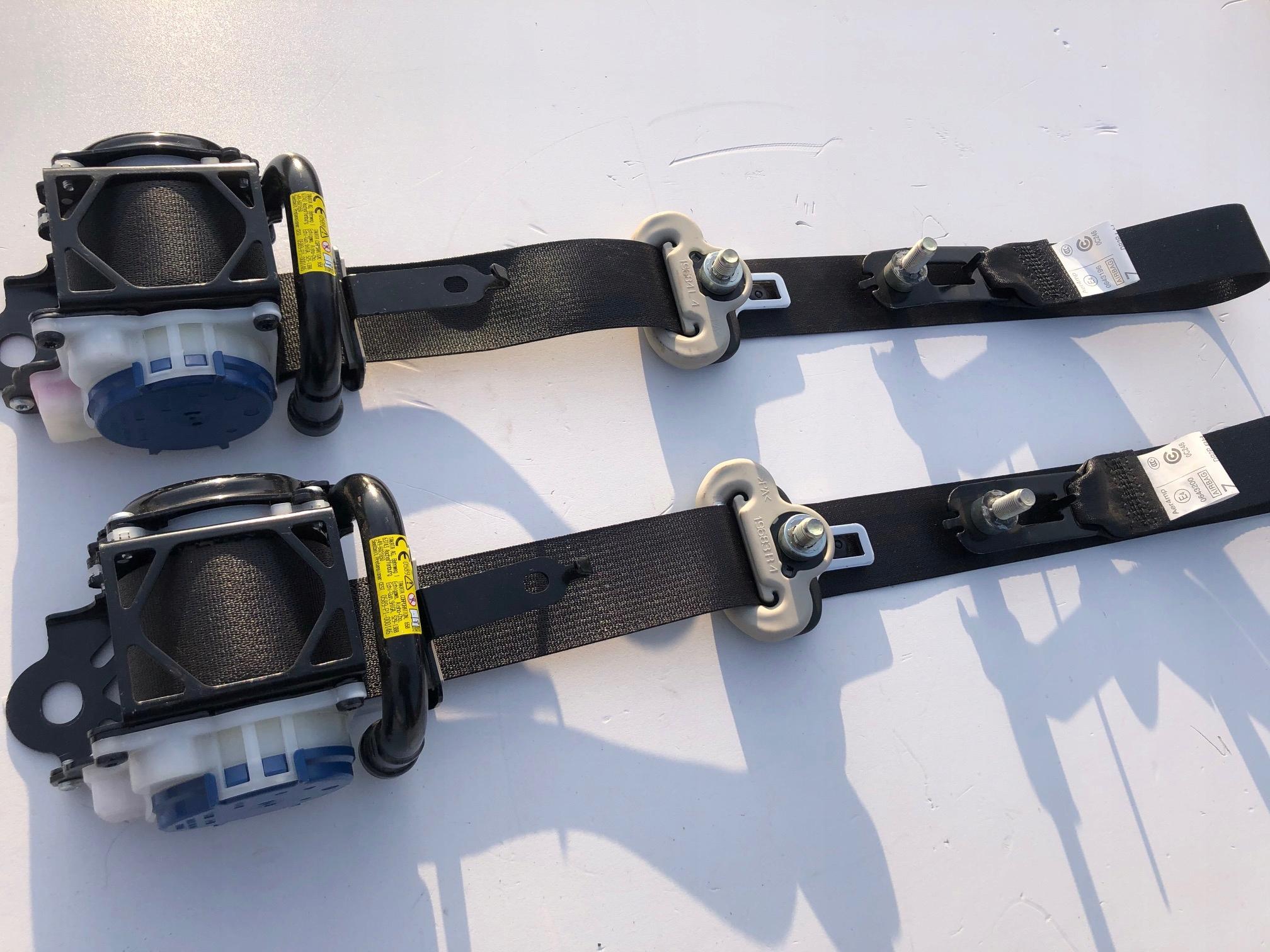 mazda cx3 cx5 пояс ремни безопасности передний фронтальные и