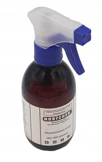 Изопропиловый спирт IPA 300 мл изопропанол 99