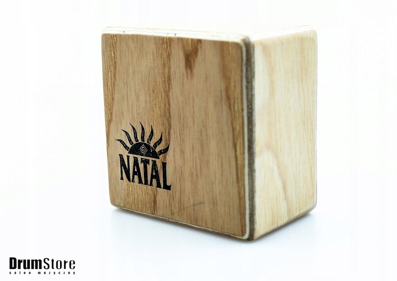Купить NATAL WSK-SQ-A wood shaker на Otpravka - цены и фото - доставка из Польши и стран Европы в Украину.