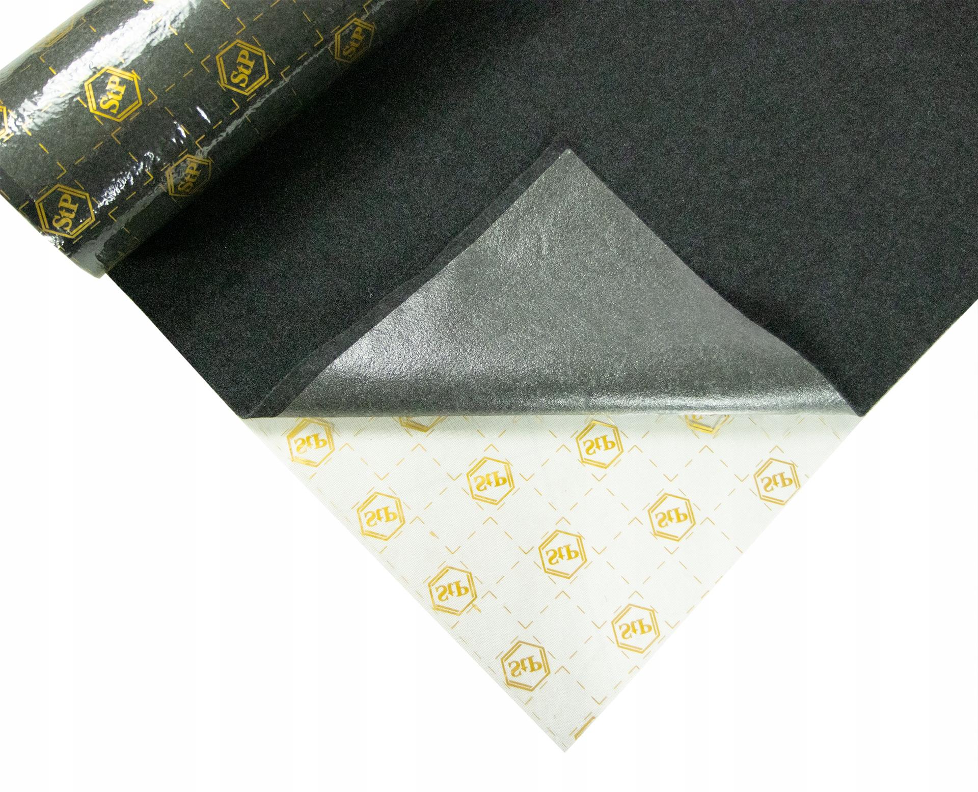 ковровое ковер самоклеящаяся серый 2mm stp коврик