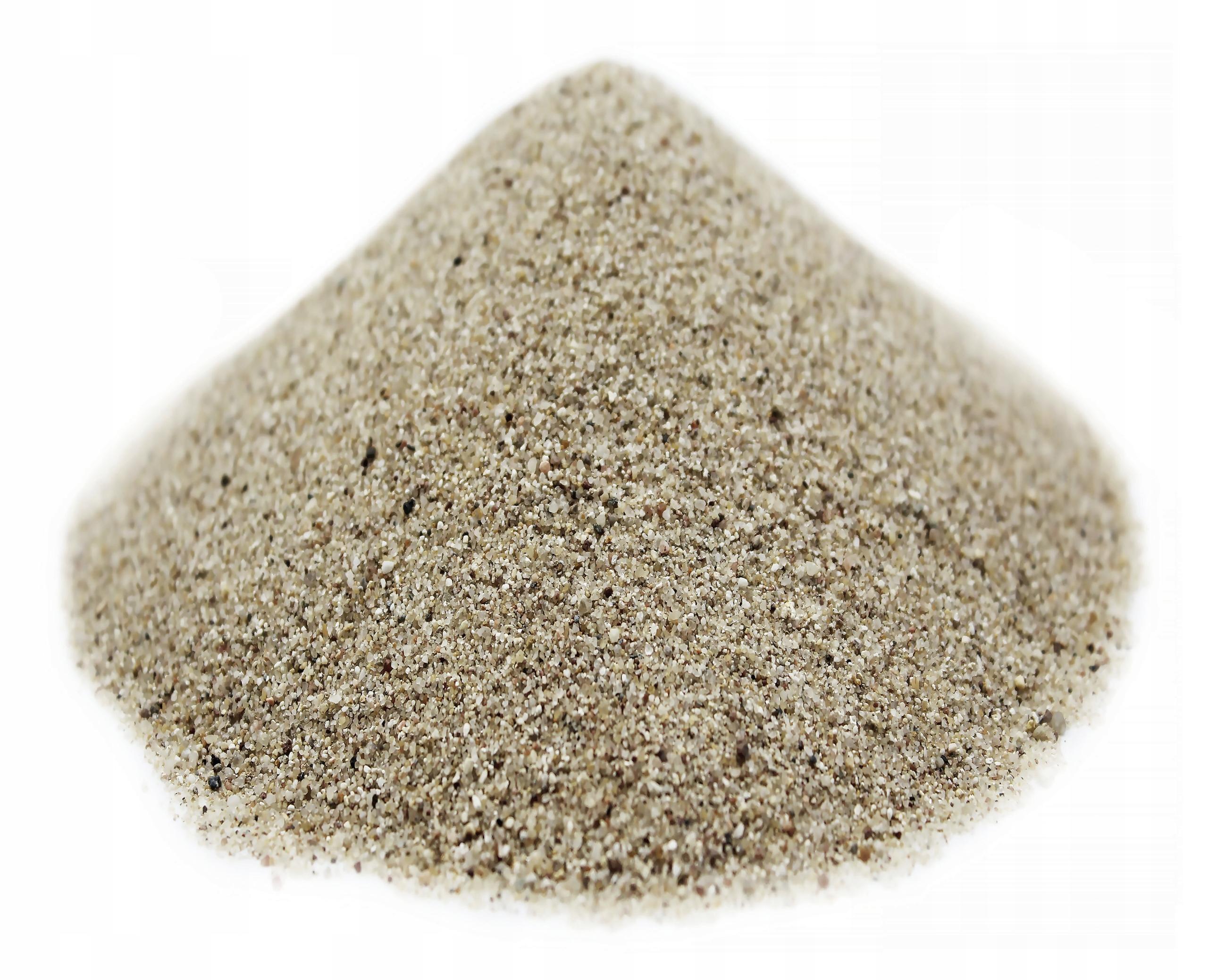 Кварцевый песок для песчаного насоса 24кг бассейн