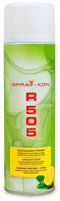 Растворитель очиститель SPRAY KON R505 500 мл
