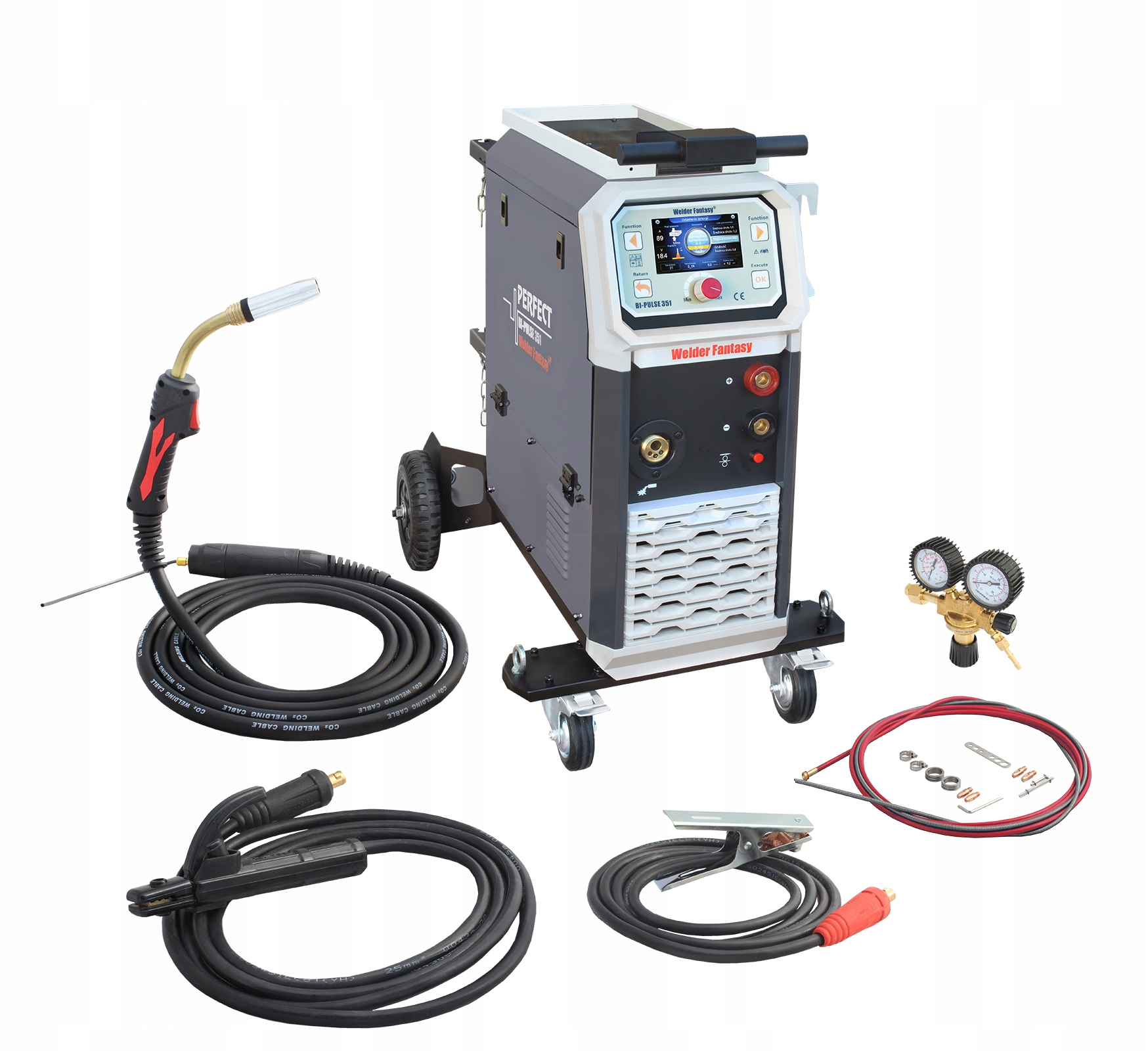 SPAWARKA MIGOMAT Welder Fantasy PERFECT 351 4X4