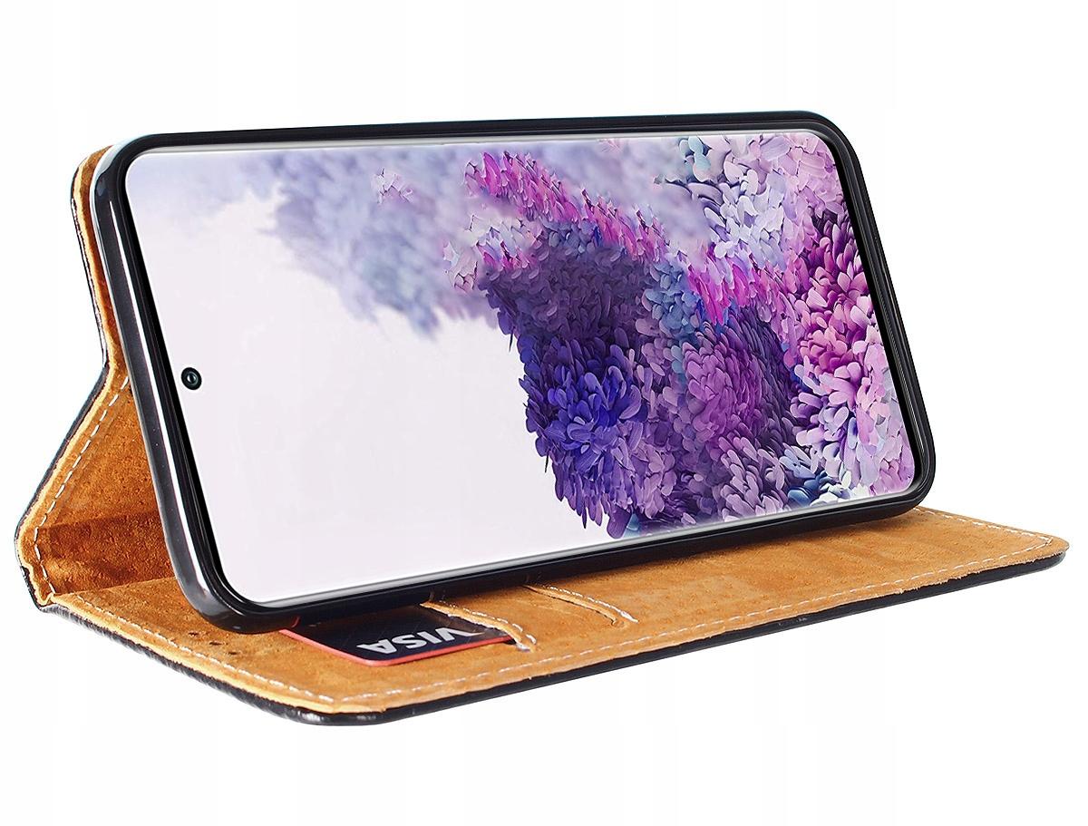 Etui Skórzane + Szkło do Samsung Galaxy S20 Ultra Kod producenta 2C34A