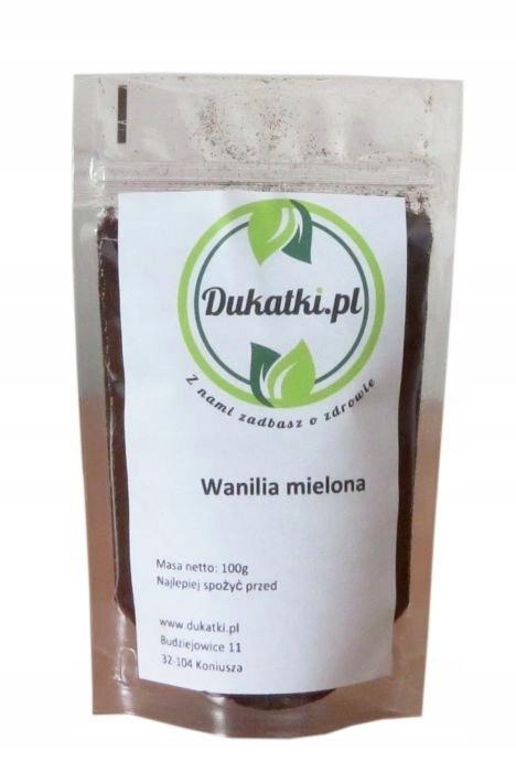 Купить Ваниль молотый посох ванили молотый Аромат 25g на Otpravka - цены и фото - доставка из Польши и стран Европы в Украину.