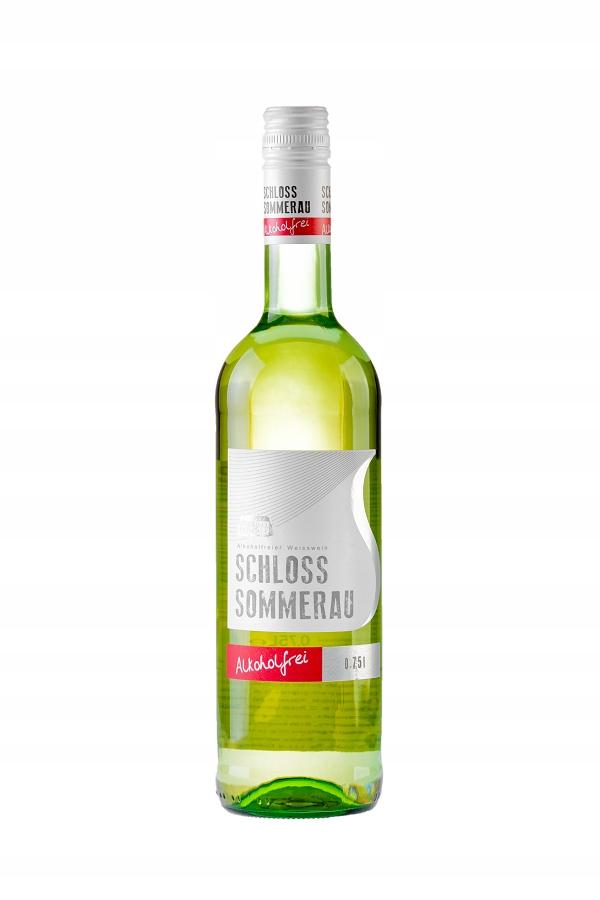 SCHLOSS SOMMERAU - белое безалкогольное вино.