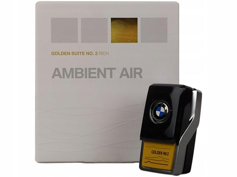 OE BMW AMBIENT AIR GOLDEN № 2 АРОМАТ