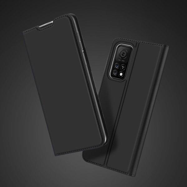 Etui Dux Ducis do Xiaomi Mi 10T Pro / Mi 10T black Waga produktu z opakowaniem jednostkowym 0.2 kg