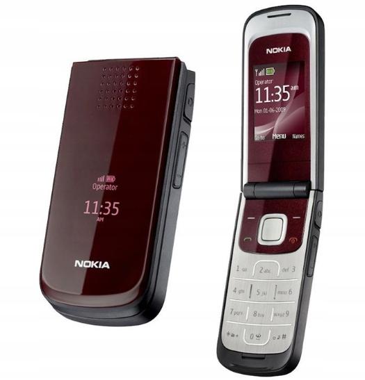 ОРИГИНАЛЬНЫЙ Nokia 2720 НАБОР BORDOWA ВЫСОТА С ПОЛЬСКИЙ
