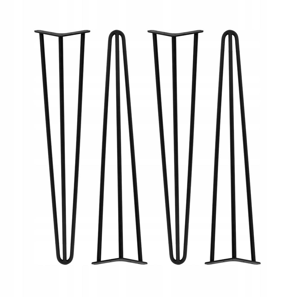 4 металлических ножки стола Шпилька ножка 71 см fi 10