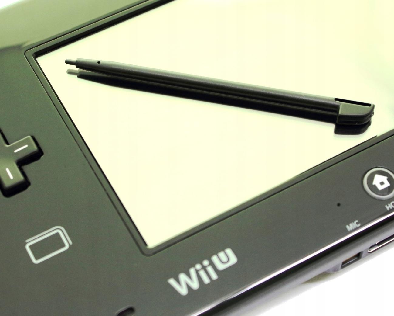 Rysik to Gamepada z konzoly Wii U [BLACK]