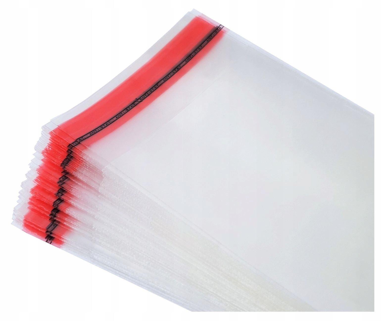 Целлофановые пакеты из фольги PP BG с лентой 10x12 3