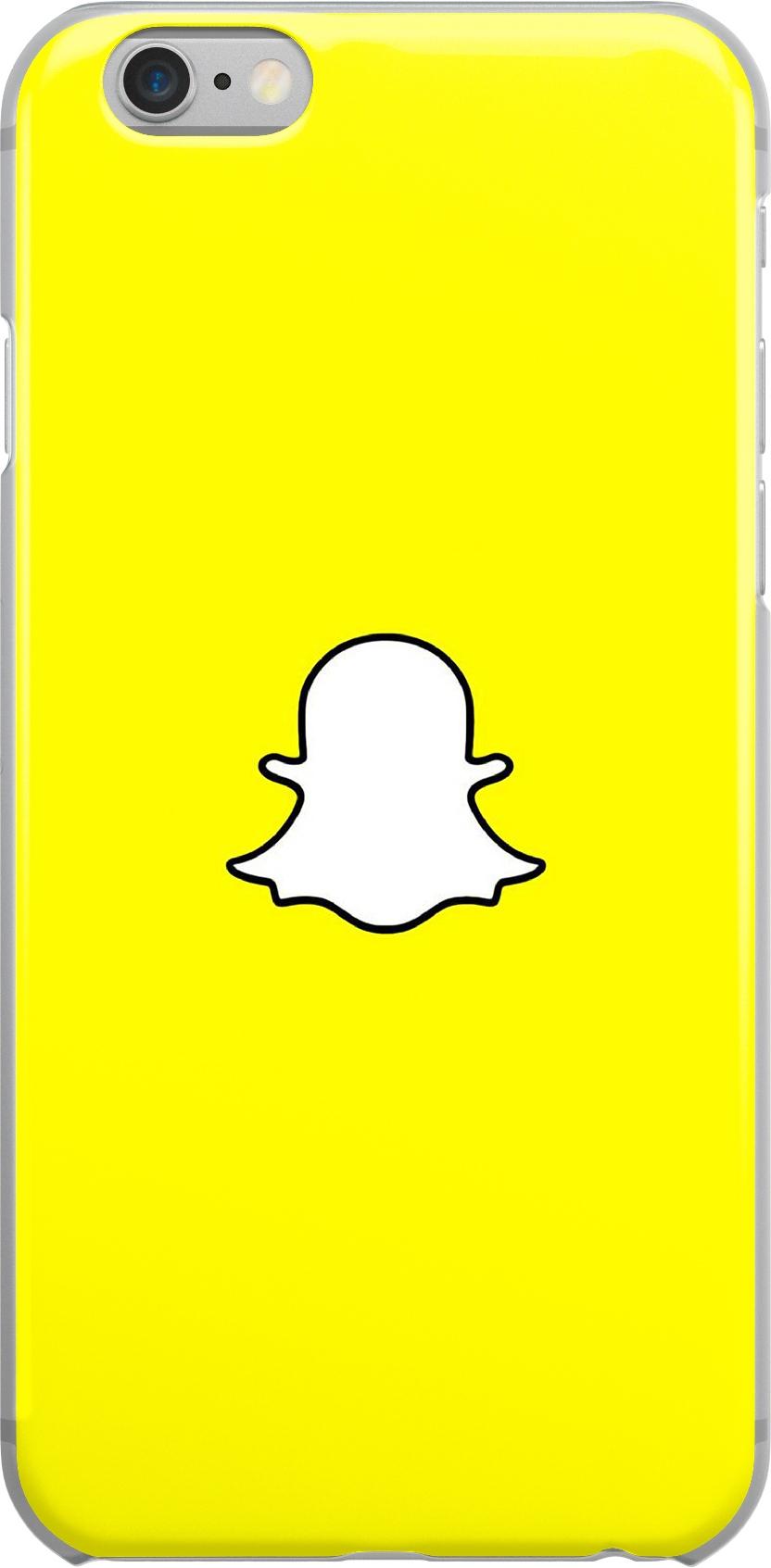 Etui Wzory Snapchat Huawei P40