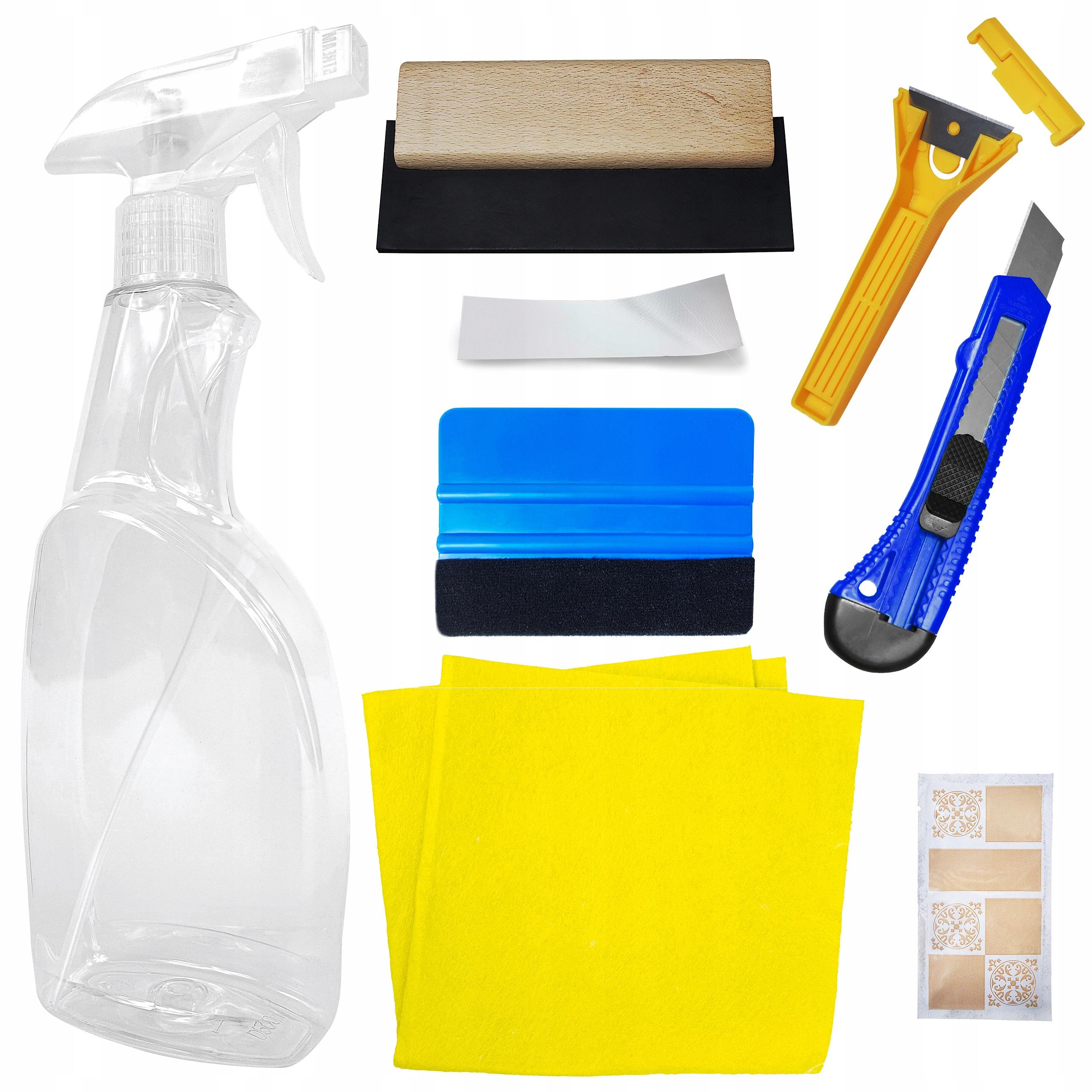 produkty przydatne do montażu)