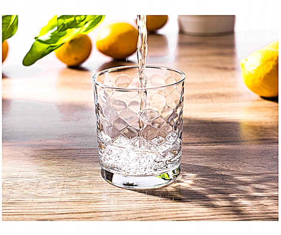 ZESTAW SZKLANEK DO NAPOJÓW WODY 6SZT SZKLANKA SOKU Kod produktu Altom szklanka