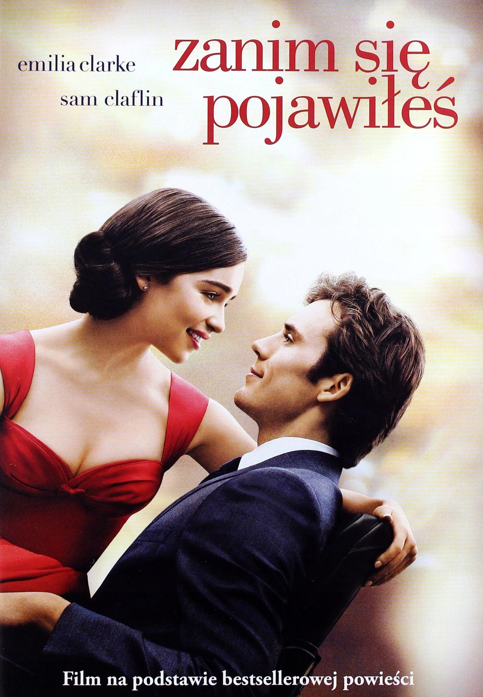 Zanim Sie Pojawiles Dvd Emilia Clarke 6582905820 Allegro Pl