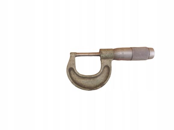Mikrometr noniuszowy zewnętrzny 0-25mm VIS