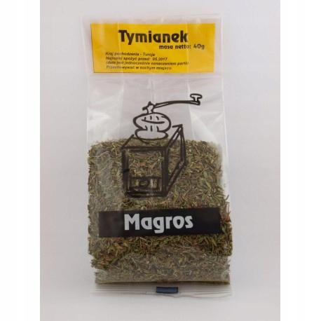 MAGROS тимьян без глютена