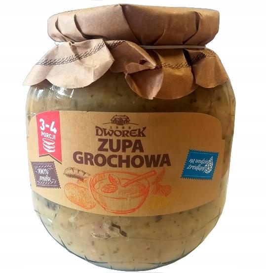 Дворек Гороховый суп 680 г готовое блюдо