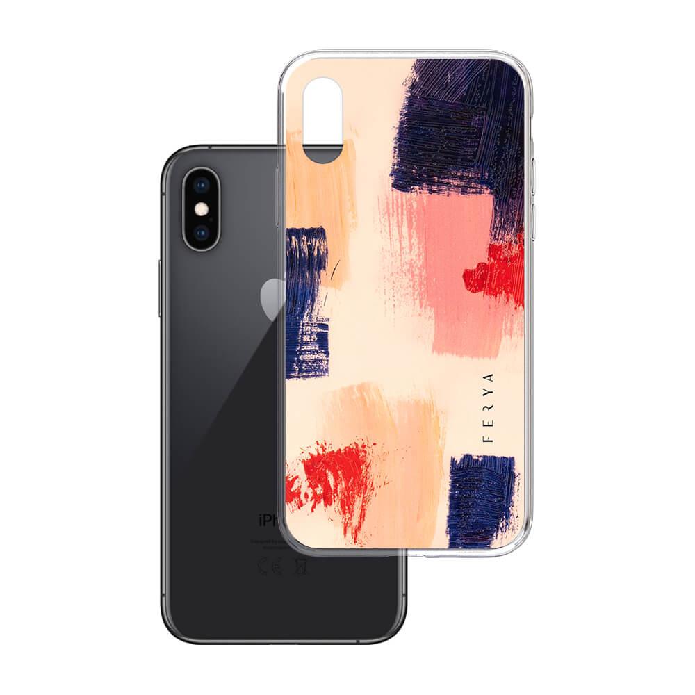 Etui na iPhone Xs Max 3mk ferya Desert - Slim Case