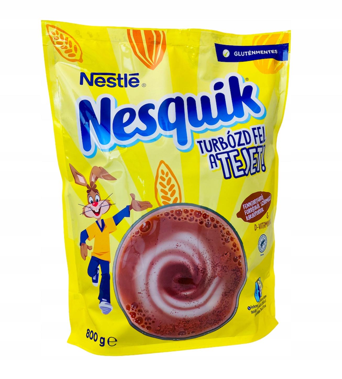 Nestle NESQUIK КАКАО растворимый 800г