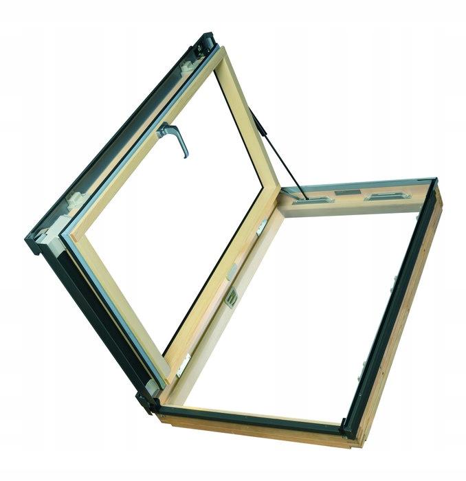 Okno dachowe wyłazowe FAKRO model FWP U3 78x118