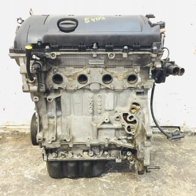 двигатель 1 4 vti 8f01 95 лошадей peugeot citroen 54tys