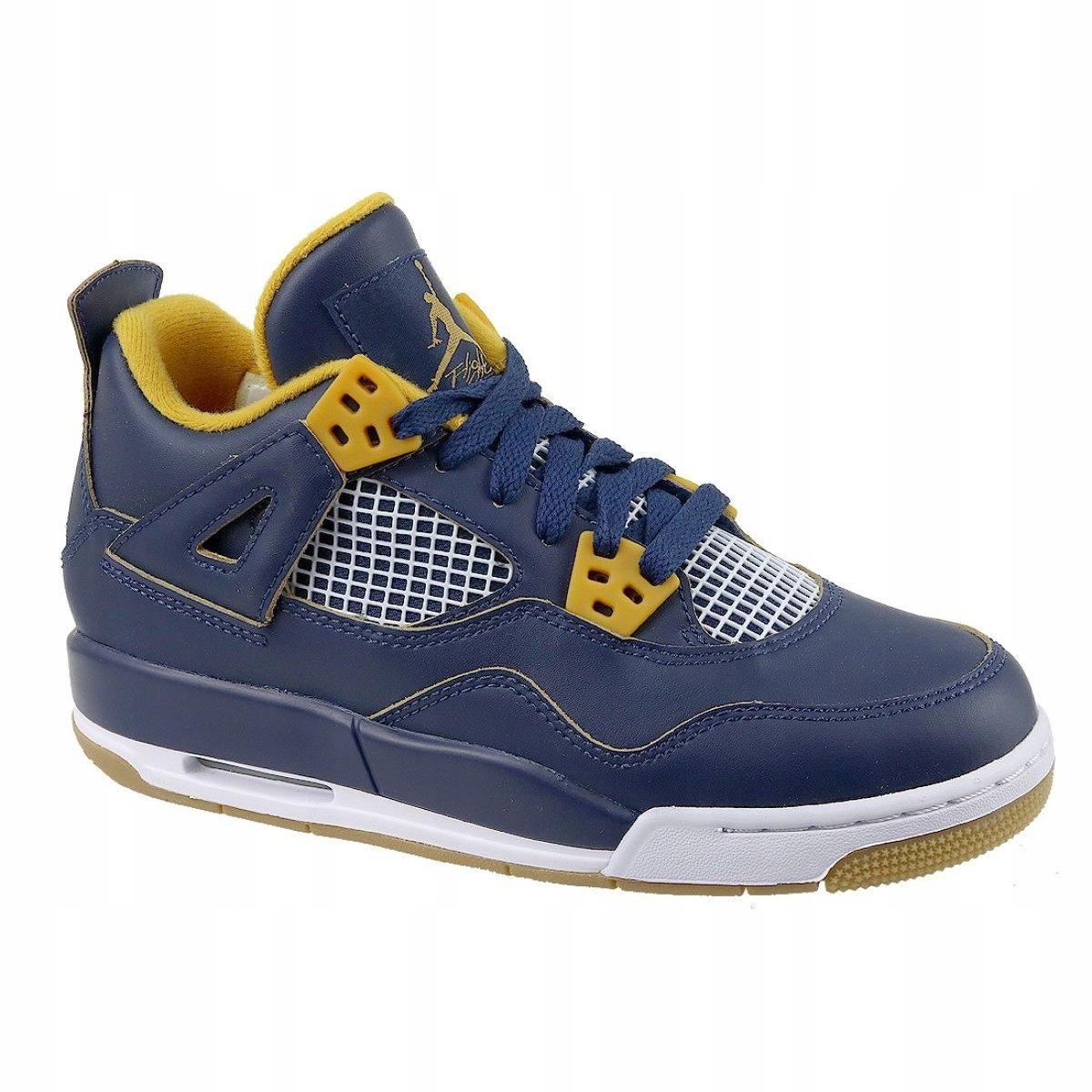 Topánky Jordánsko 4 Retro Bg Junior 408452-425 R. 39