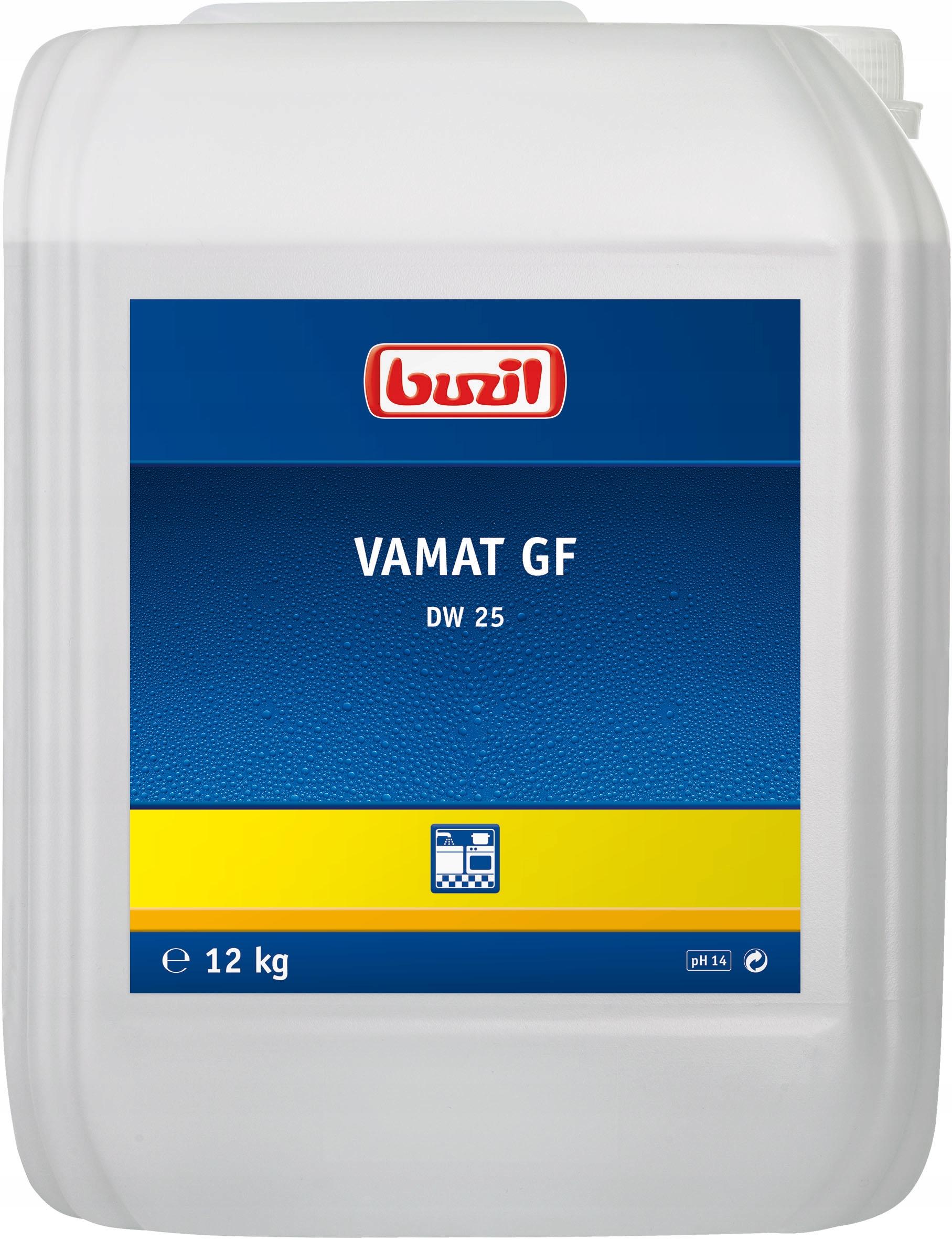 VAMAT DW25 Buzil 12кг Для посудомоечных машин