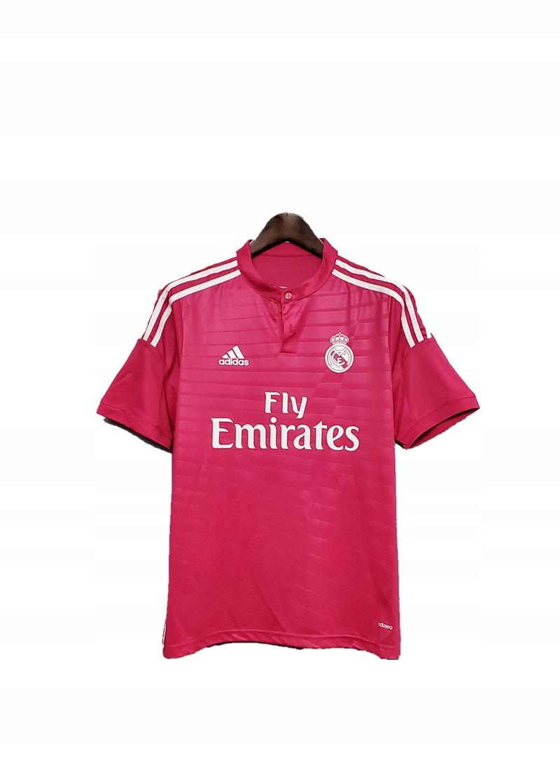 2014-2015 Adidas Real Ma-drid preč Retro Jersey