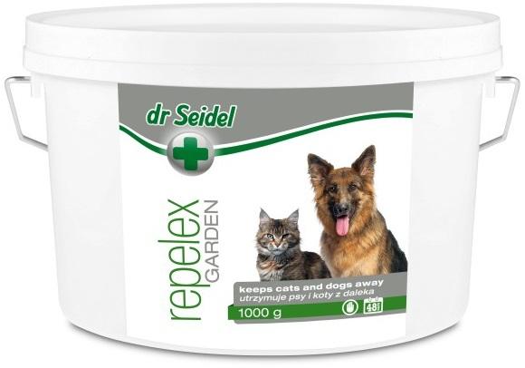 Dr. Seidel Repelex Garden поддерживает собак и кошек 1 кг
