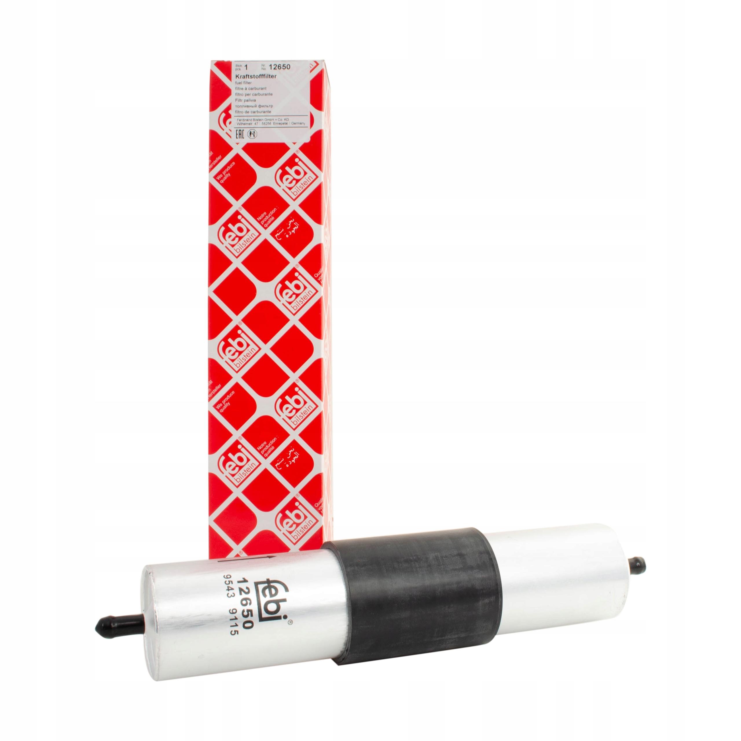 фильтр топлива bmw 3 e36 e46 5 e34 e39 7 e38 febi