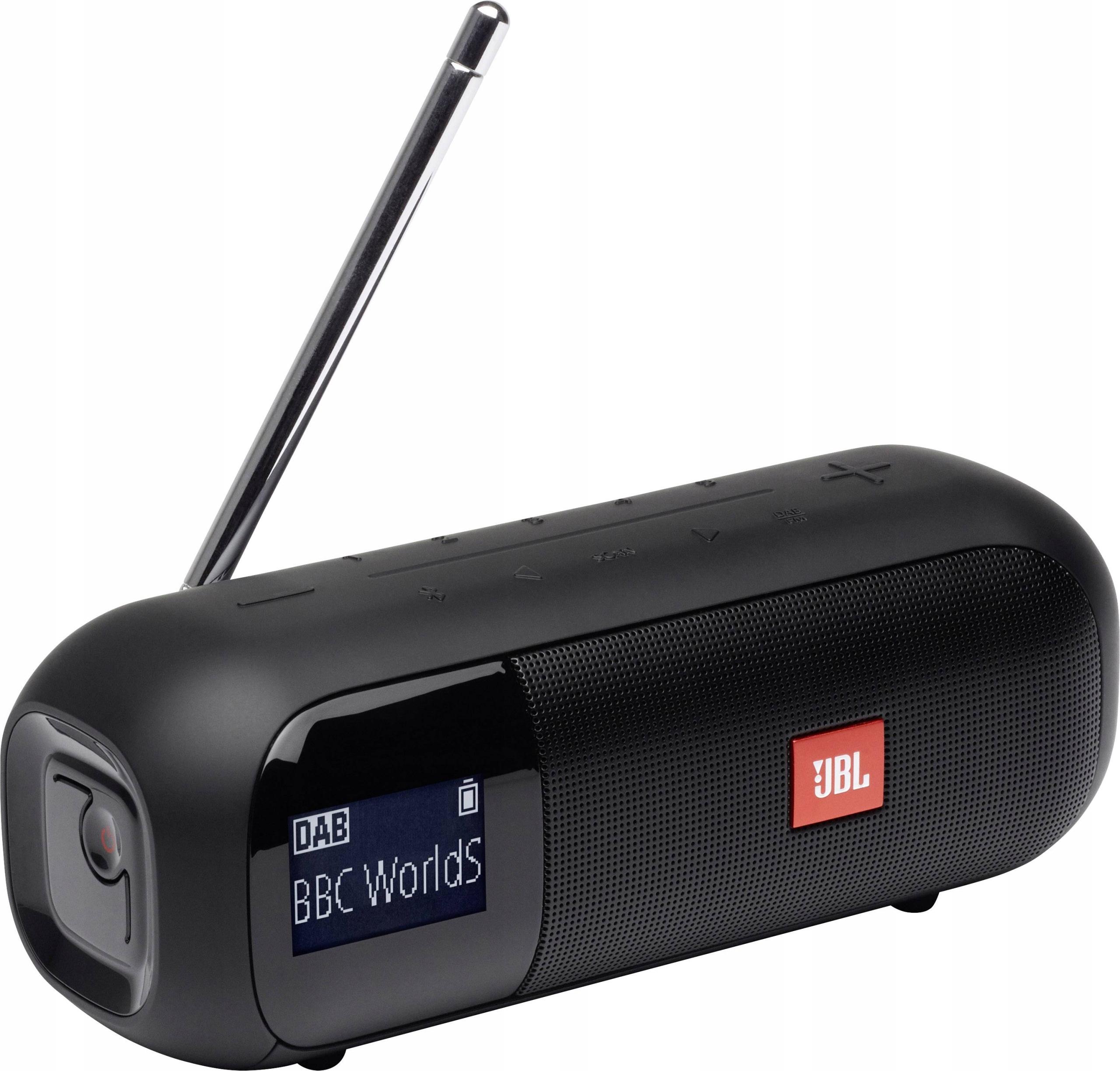 JBL Tuner 2 черный портативный DAB + Bluetooth радио