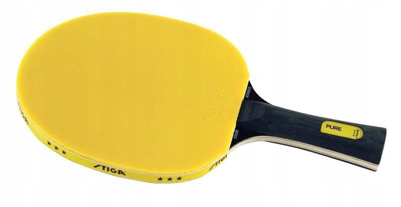 Patty na stolný Tenis Stiga Čistá Žltá***