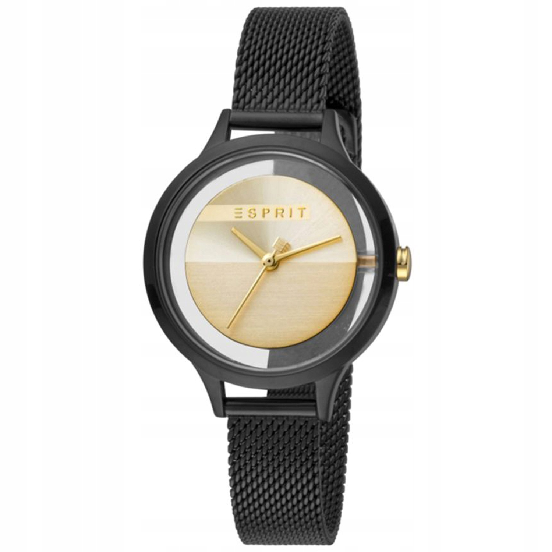 Zegarek damski Esprit ES1L088M0045 Czarny 3 Atm